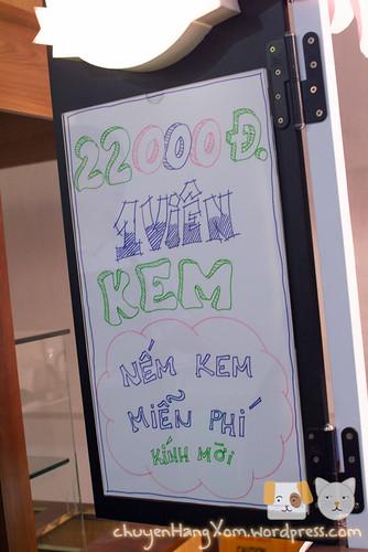 Cà Lem Mia & Icefruzz Vincom B