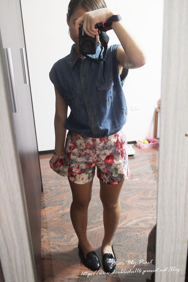 【穿搭】高CP值的長版牛仔背心 ♥ 六套穿搭分享 @ IMPearl 粉圓 :: 痞客邦