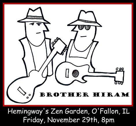 Brother Hiram 11-29-13