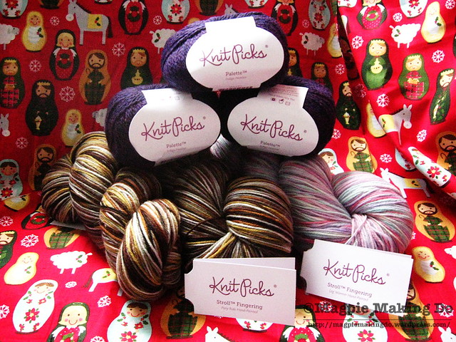 Knitpicks yarn