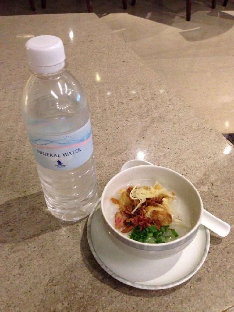 Congee for Breakfast