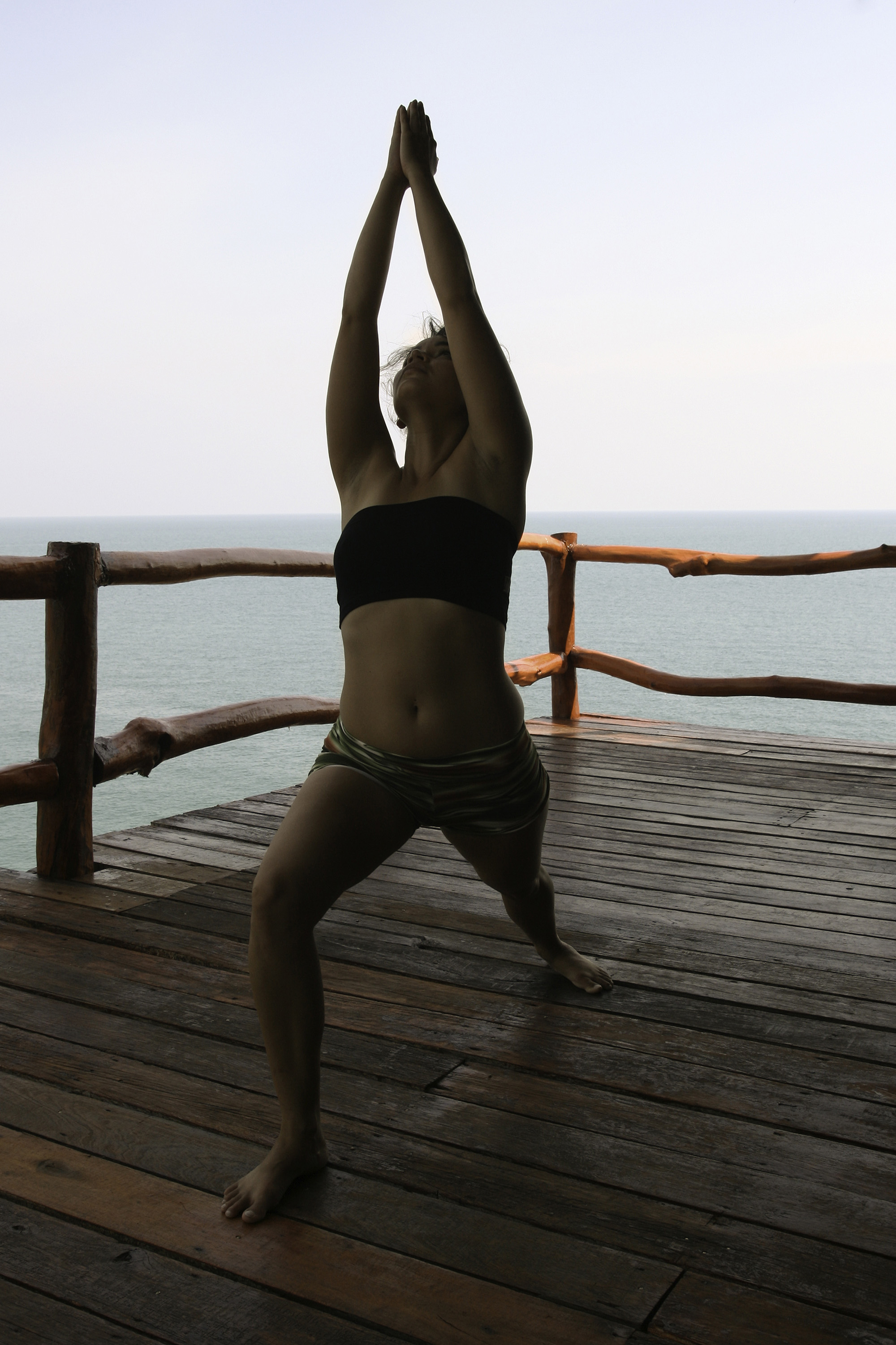 Virabhadrasana I (Warrior 1)