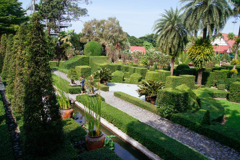 Topiary Garden, Nong Nooch Tropical Garden, Pattaya