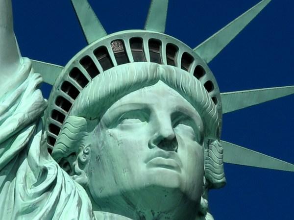 Liberty Enlightening World - Sharing