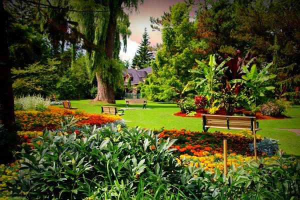 Toronto Canada Botanical Garden