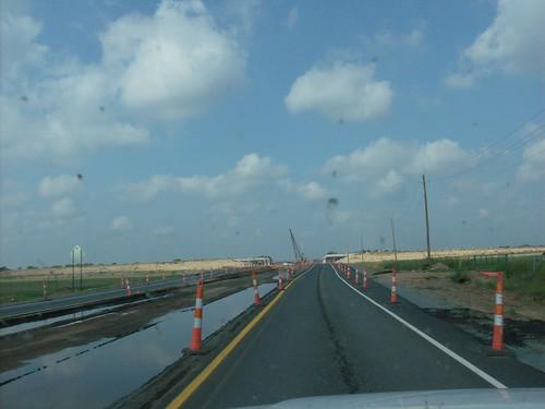 I-49 Freeway Construction over LA 169 (1)