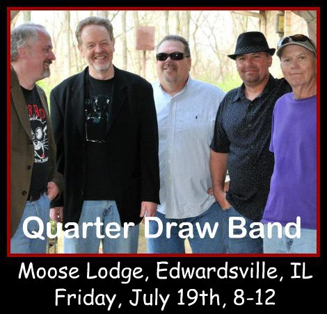 Quarter Draw Band 7-19-13