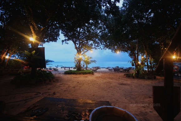 Koh Rong Island, Tree House Bungalows