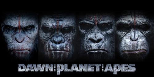 Estrenos del 2014 - El Amanecer del planeta de los simios