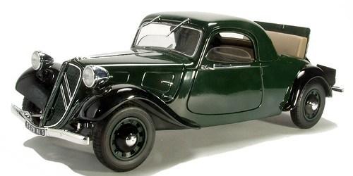 Solico Citroën 7 coupé