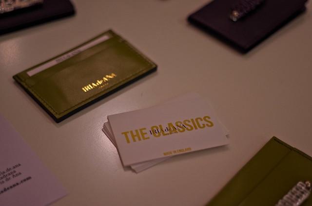 Iria De Ana The Classics Launch Party 2016
