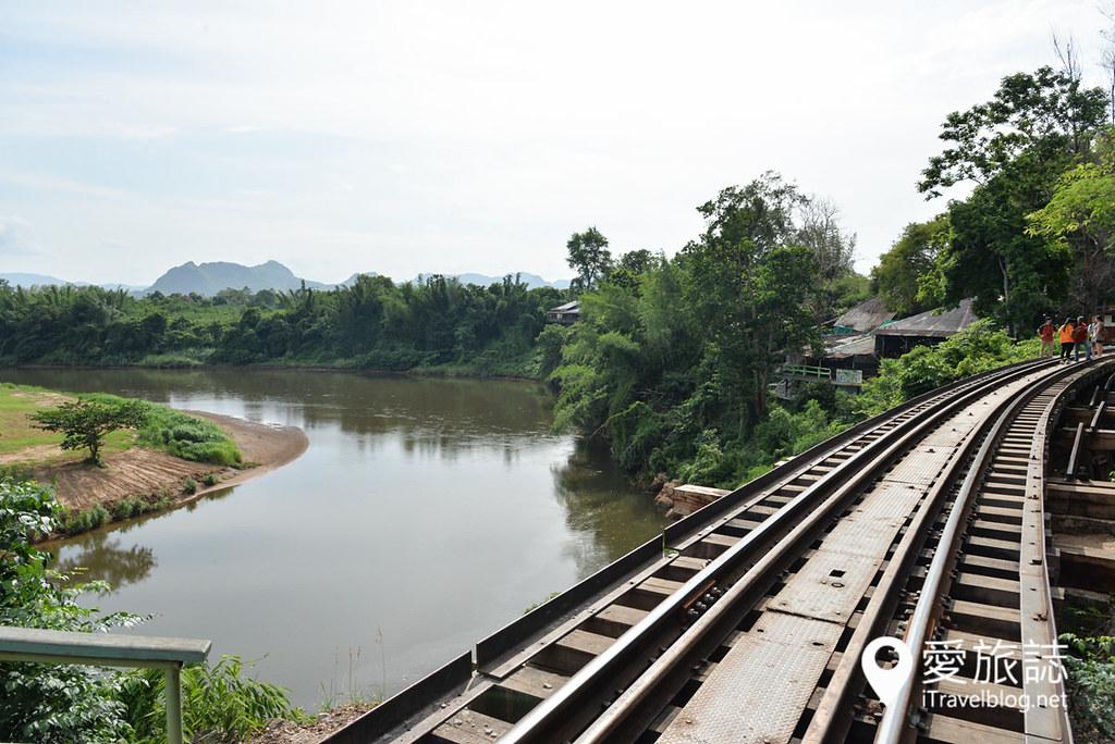桂河大桥铁道之旅 The Bridge over the River Kwai (14)