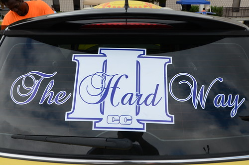 kutting corners auto show three the hard way 1