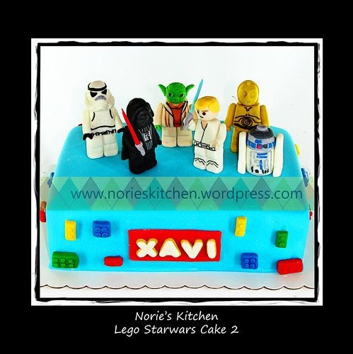 Norie's Kitchen - Lego Starwars 2 by Norie's Kitchen