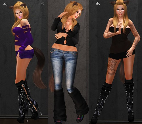 Virtual Attire Outfits Final 2