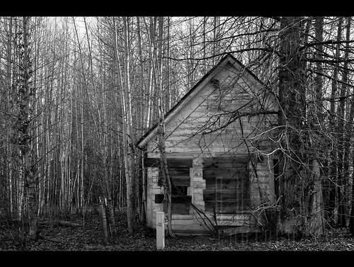 Abandon Town