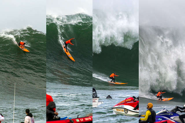 Tyler Fox drop sequence / Mavericks Invitational 2014