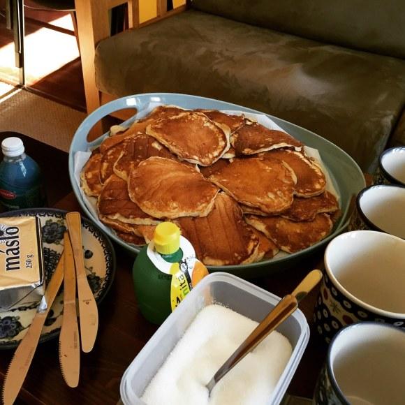 Pancake Day (2/17/15)