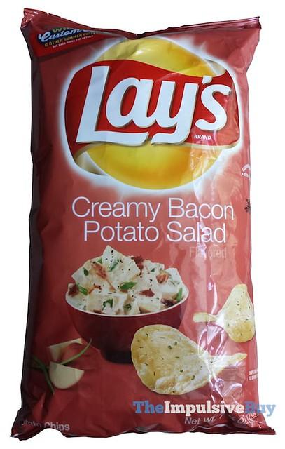 Lay's Creamy Bacon Potato Salad Potato Chips