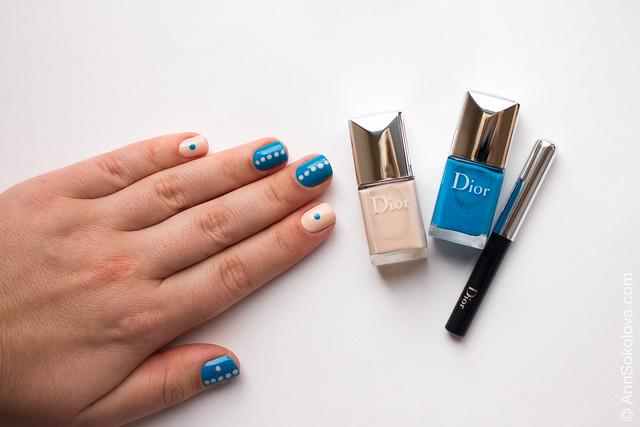 07 Dior Polka Dots #001 Pastilles summer 2016 collection swatches Ann Sokolova