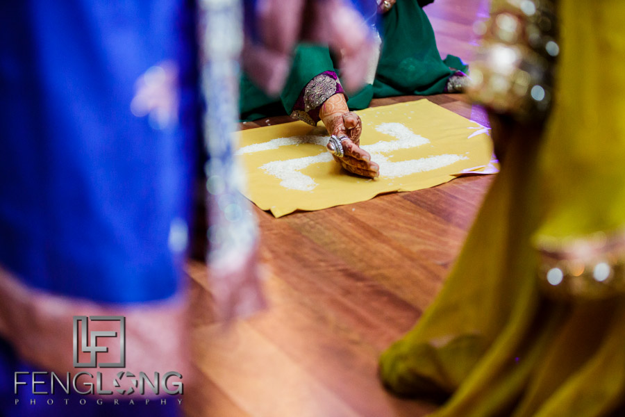 Ismaili wedding ceremony
