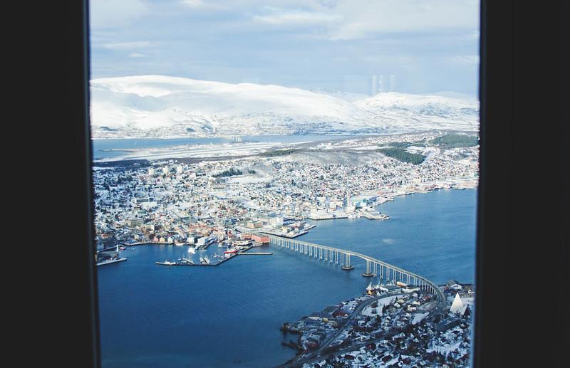 Fjellheisen i Tromsø