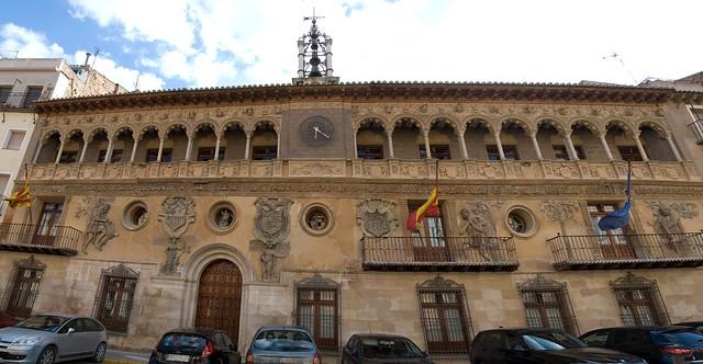 Casa Consistorial -Tarazona
