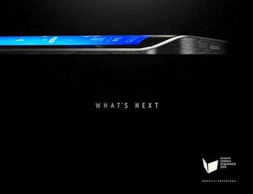 Galaxy S6 Invitation