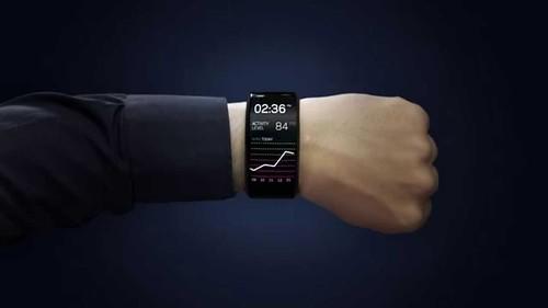 Neptune Duo ตัว Hub จะคล้ายๆ กับ นาฬิกาในรูปร่างของกำไลข้อมือ