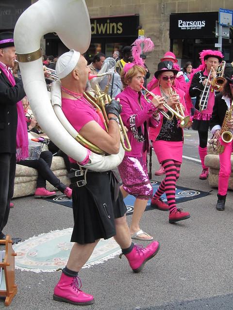 The Ambling Band