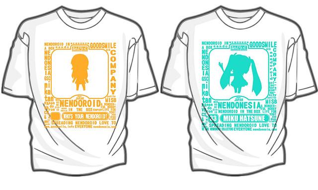 Nendonesia T-Shirt