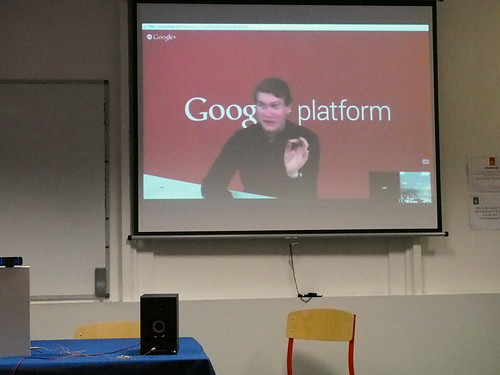 DevFest 2013 : Google Sign In (2/2)