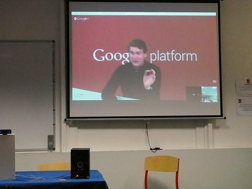 DevFest 2013 : Google Sign In (2/2)