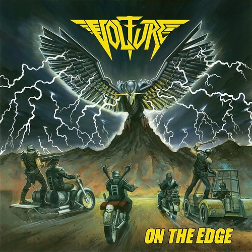 Cover of On The Edge by Volture