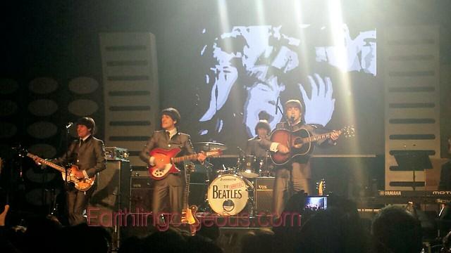 review: The Bootleg Beatles Concert