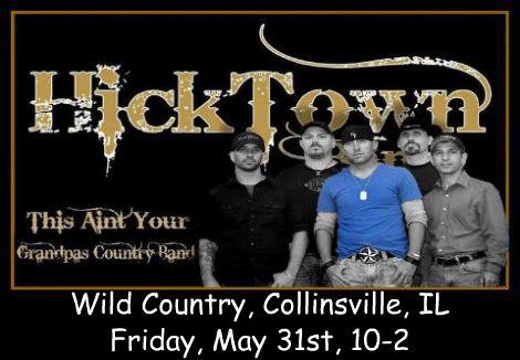Hicktown 5-31-13