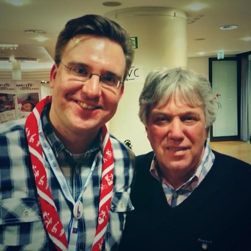 Thorsten trifft... Rolf Zukowski.