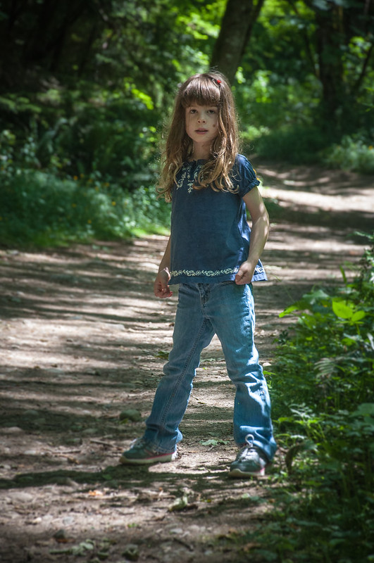 Ellie, Forest Trail