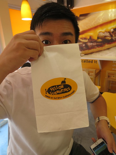 Singapore Lifestyle Blog, Singapore Lifestyle Blog, Singapore Food Blog, Singapore Food Blogger, Yellow Submarines Cheesesteaks, Yellow Submarines Cheesesteaks review, Fast food, Cheesesteaks in Singapore, Fast Food in Toa Payoh