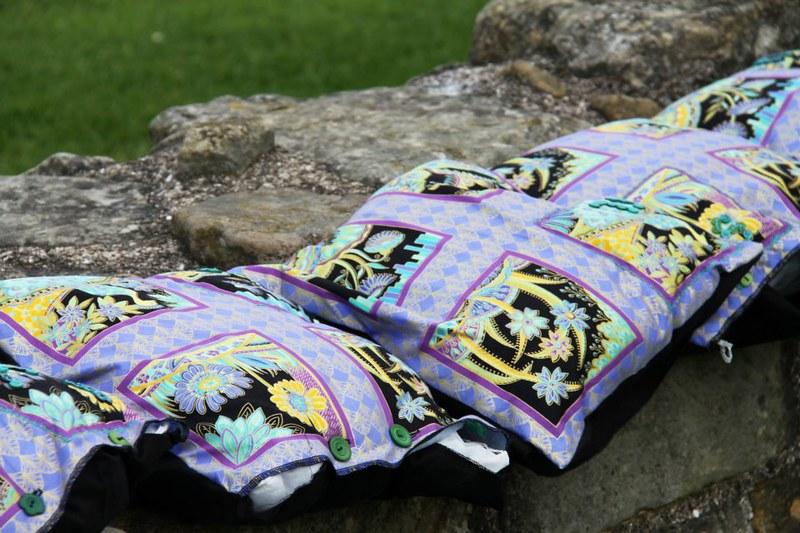 Bridesmaids cushions