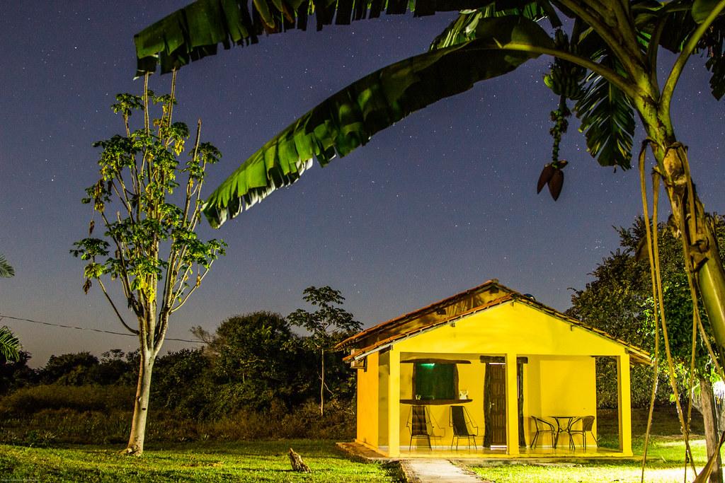 Pantanal ecolodge bungalow