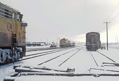 More Union Pacific Trains from Roger Puta -- 14 Photos
