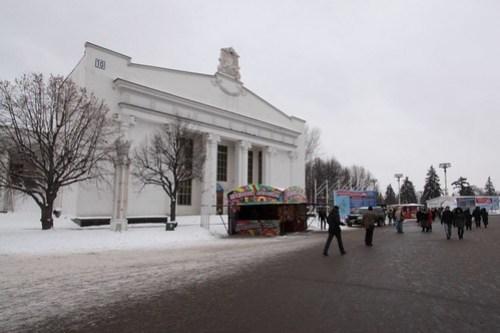 Pavilion 10: 'Moldavian SSR'