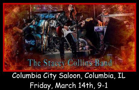 Stacey Collins Band 3-14-14