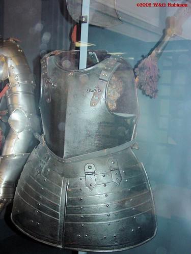 Pikeman's Armour, Auckland War Memorial Museum