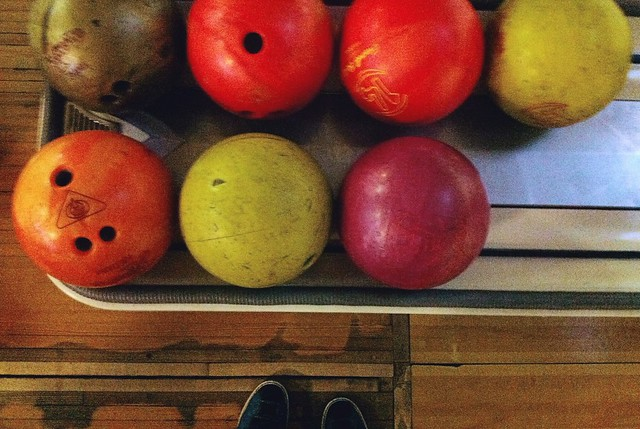 Bowling balls for all
