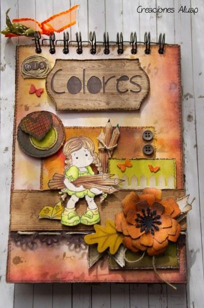 Colorcharts Tilda pencils
