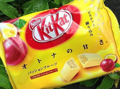 Passionfruit Kitkat