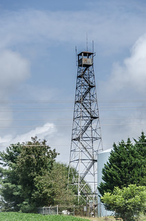 Oakway Fire Tower