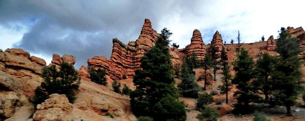 Cañon de las Rocas Rojas Red Rock Canyon Nevada EEUU 10